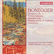 HONEGGER: Sinfonia N. 4