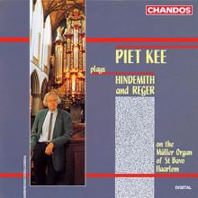 Hindemith - Reger: Opere Per Organo