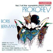 PROKOFIEV: Musica per piano Vol.7