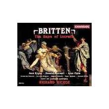 Britten: Il Ratto Di Lucrezia