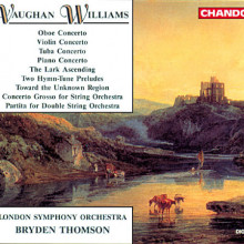 VAUGHAN WILLIAMS: Concerti