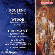 Poulenc - Guilmant: Opere Per Organo