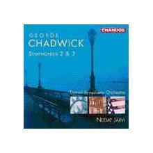 CHADWICK: Sinfonie NN. 2 & 3
