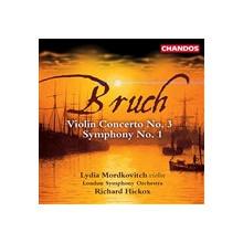 Bruch: Concerto Per Violino N. 3 & Sinfo