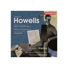 Howells: Concerti Per Piano Nn. 1 & 2