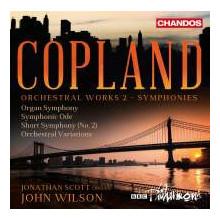 COPLAND: Orchestral Works - Vol.2 Sinfonie