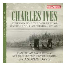 Ives Charles: Opere Orchestrali - Vol.3