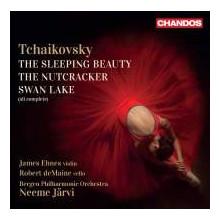 Ciakovsky: Tre Balletti(completi 5sacd)