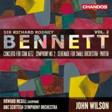 BENNET R.R.: Orchestral Works - Vol.2