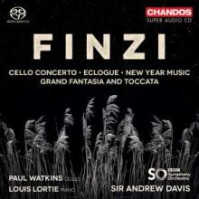 Finzi: Opere Orchestrali