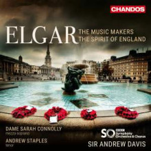 Elgar:the Music Makers - The Spirit Of...