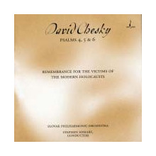 David Chesky - Salmi N. 4 - 5 - 6
