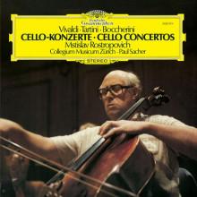 TARTINI - VIVALDI - BOCCHERINI: Concerti per violoncello