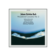 BACH J.C.: Woodwind Concertos Vol.2