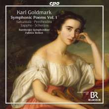 GOLDMARK K.:Poemi sinfonici - Vol.1