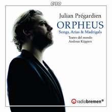 Orpheus: Songs - Arias & Madrigals