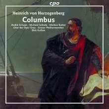 HERZOGEMBERG: Columbus - op.11