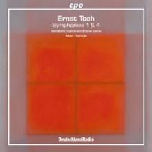 TOCH: Sinfonia N.1 Op.75 - N.4 Op.80