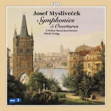 Myslivecek: Sinfonie E Ouvertures