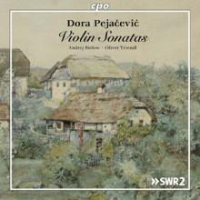 PEJACEVIC D.: Opere per violino e piano