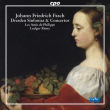 FASCH: Sinfonie e Concerti di Dresda