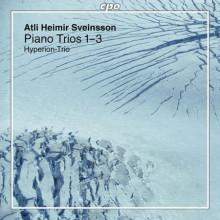 Sveinsson: Trii Con Piano Nn.1 - 3