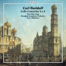 DAVIDOFF - CIAIKOVSKY: Opere per cello