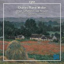WIDOR: Sinfonie per Organo e orchestra