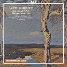 Klughardt: Sinfonia N.3 - Violin Concerto