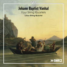 VANHAL J.B.: Quartetti per archi