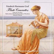 GRAF FREDERICH HARTMAN:Concerti x flauto