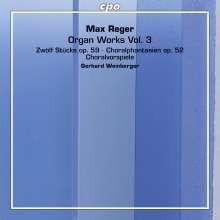 REGER: Opere per organo - Vol.3