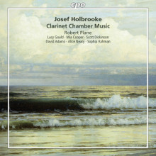 HOLBROOKE J.:Chamber Works with clarinet