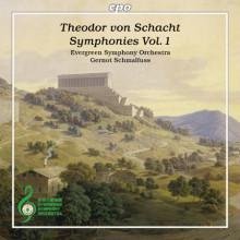 SCHACHT THEODERE.: Sinfonie