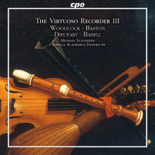 Aa.vv.: The Virtuoso Recorder - Vol.3