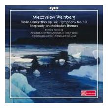 WEINBERG: Musica orchestrale