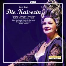 LEO FALL: Die Kaiserin (Oper.in 3 atti)