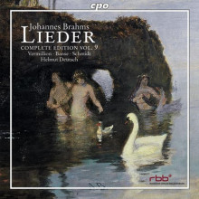 BRAHMS: Lieder Vol.9