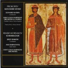 PROKOFIEV: Alexander Nevsky - Op.78