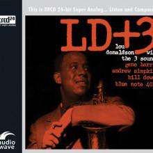 LOU DONALDSON: LD - 3