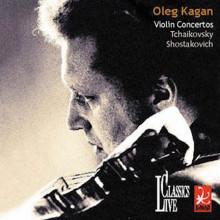 CIAIKOVSKY: Concerti per violino