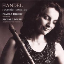HANDEL: Sonate per flauto (sacd)