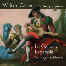 De Murcia: La Guitarra Espanola