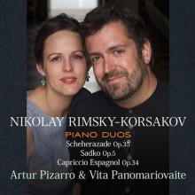 RIMSKY - KORSAKOV: Opere per 2 pianoforti