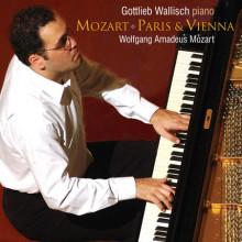 MOZART: Paris & Vienna - piano solo