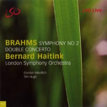 BRAHMS: SINFONIA N.2 - DOUBLE CONCERTO