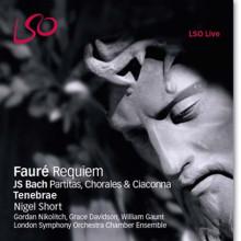 FAURE:Requiem - BACH:Partita - Chorales etc
