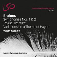 BRAHMS: Sinfonie NN.1&2 - Tragic Overture