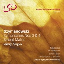 SZYMANOWSKY: Sinfonie NN.3 & 4