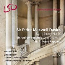 MAXWELL DAVIS - PANUFNIK: Sinfonie N.10